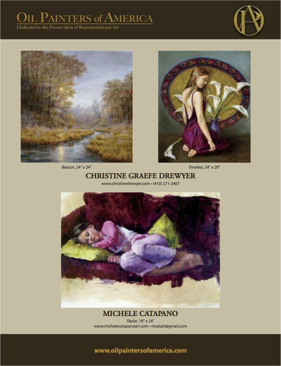 American Art Collector featured Michele Catapano